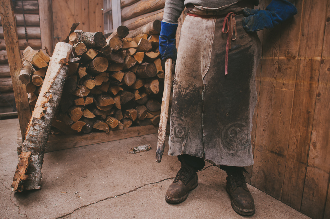 Hear our stories, see where we make maple syrup.