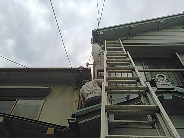 雨樋修理 尼崎市
