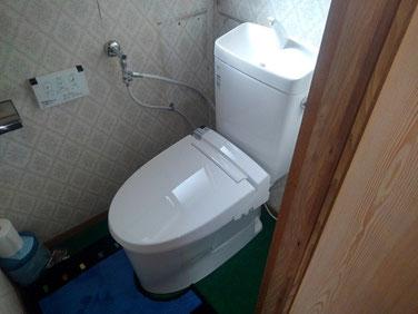 尼崎市 トイレ交換