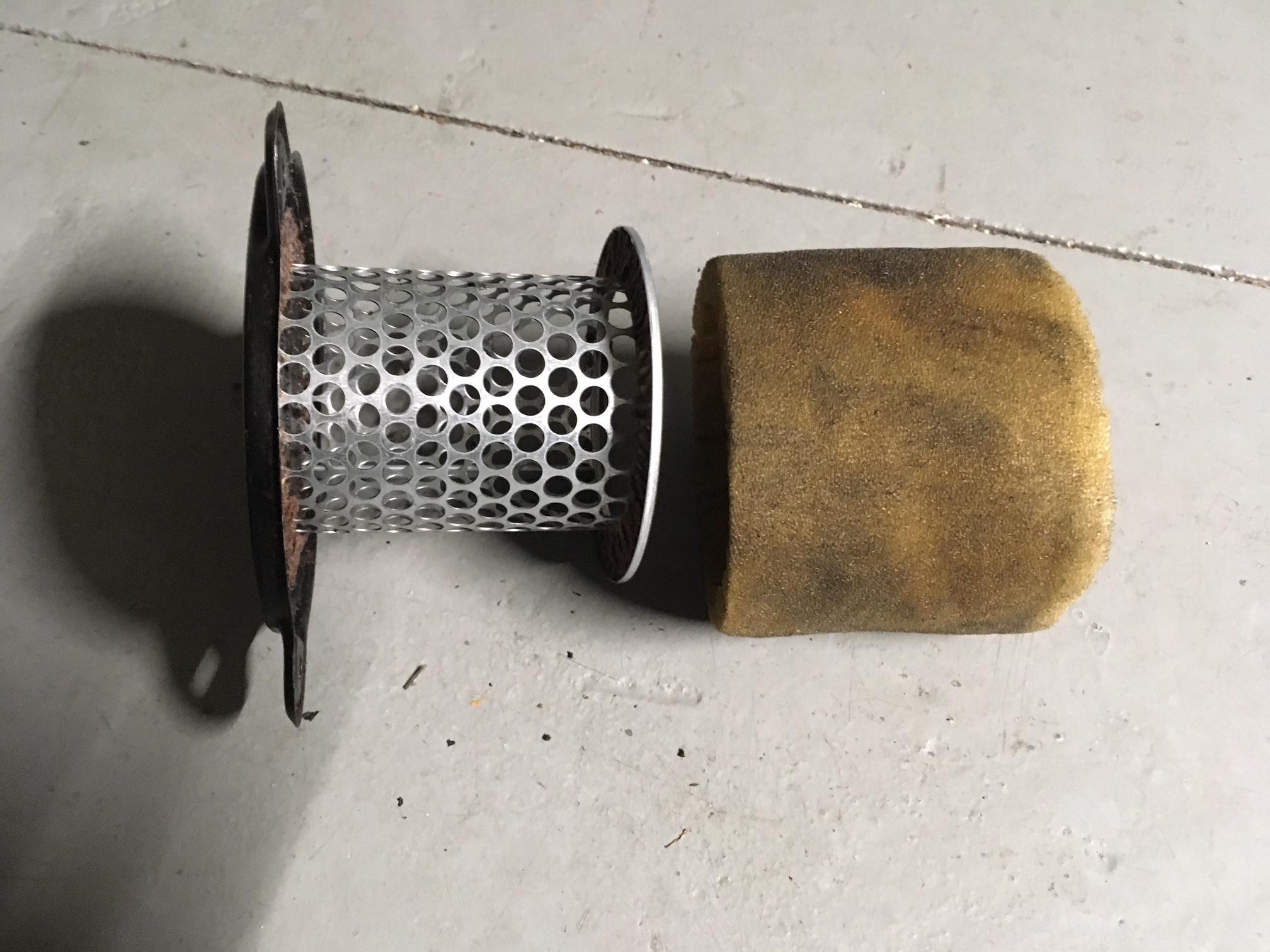 comment se fabriquer un filtre à air en mousse