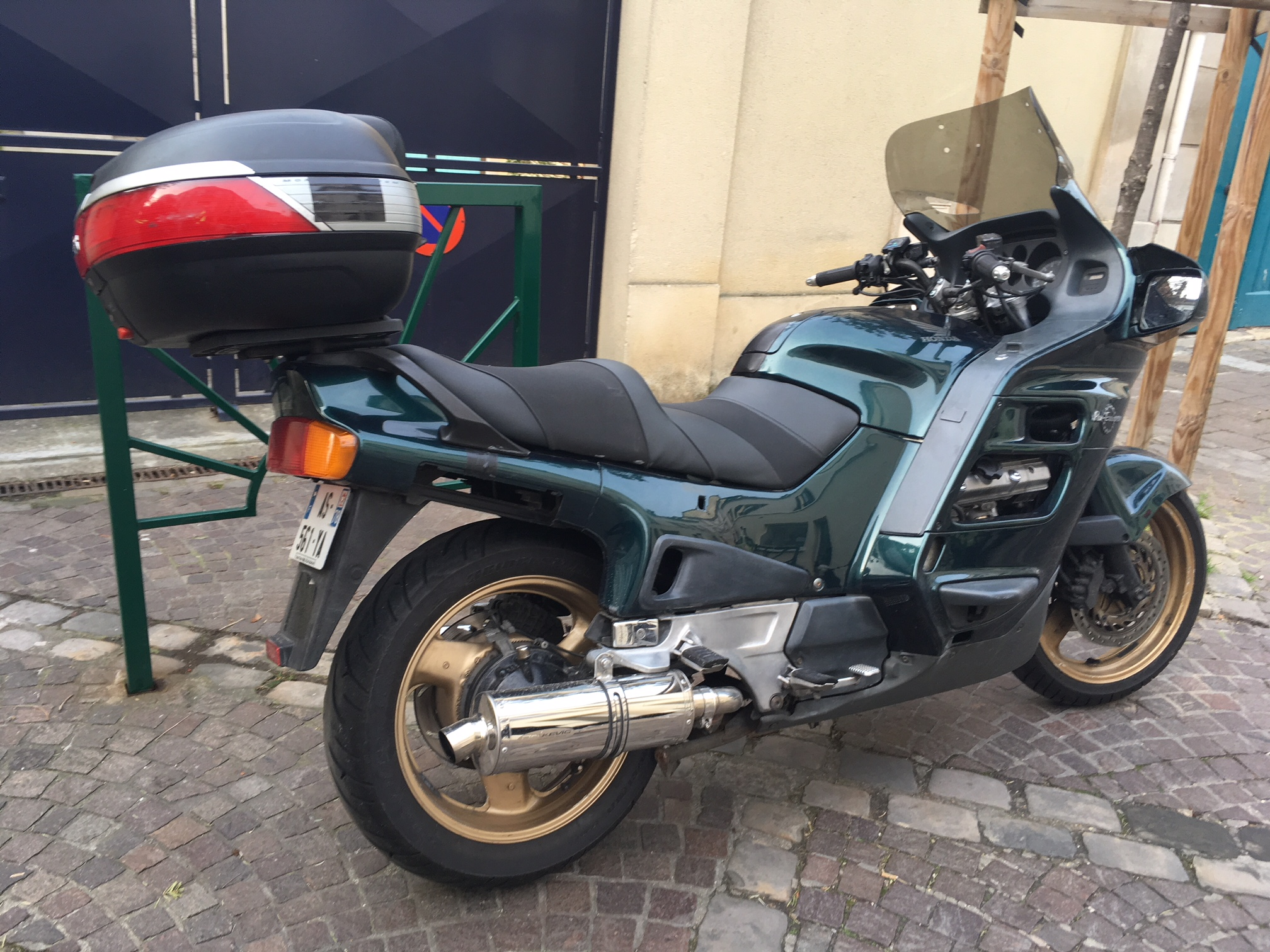 Honda Pan-européan 1100 : la routière modèle