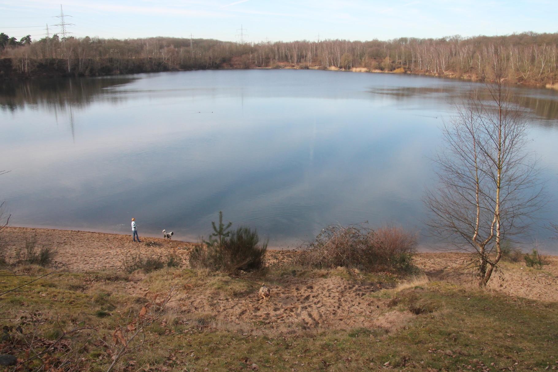Der schöne Baggersee