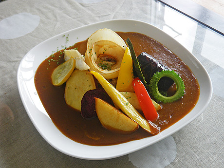 島野菜カレー