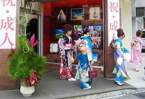 石垣島の成人式