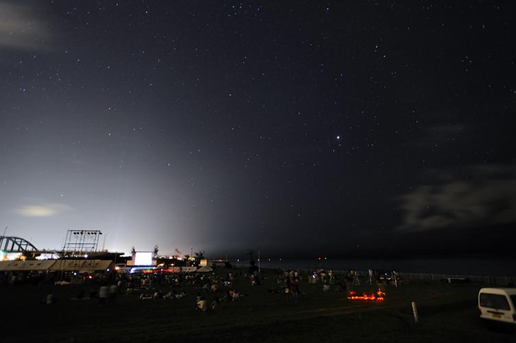 南の島の星まつり2009会場