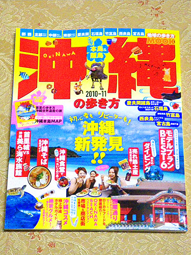 沖縄の歩き方2010-11