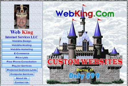 billige homepage