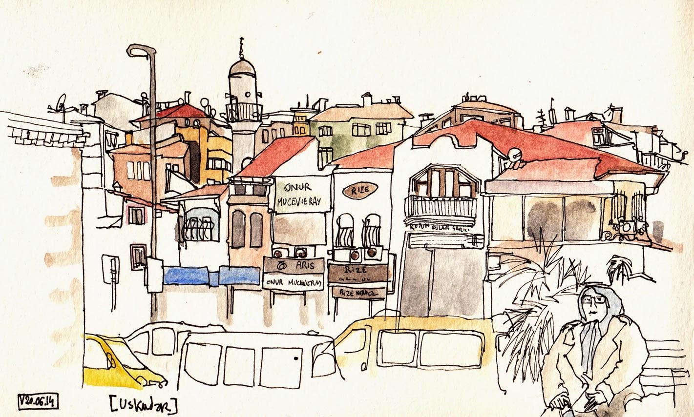 Istanbul! / Uskudar