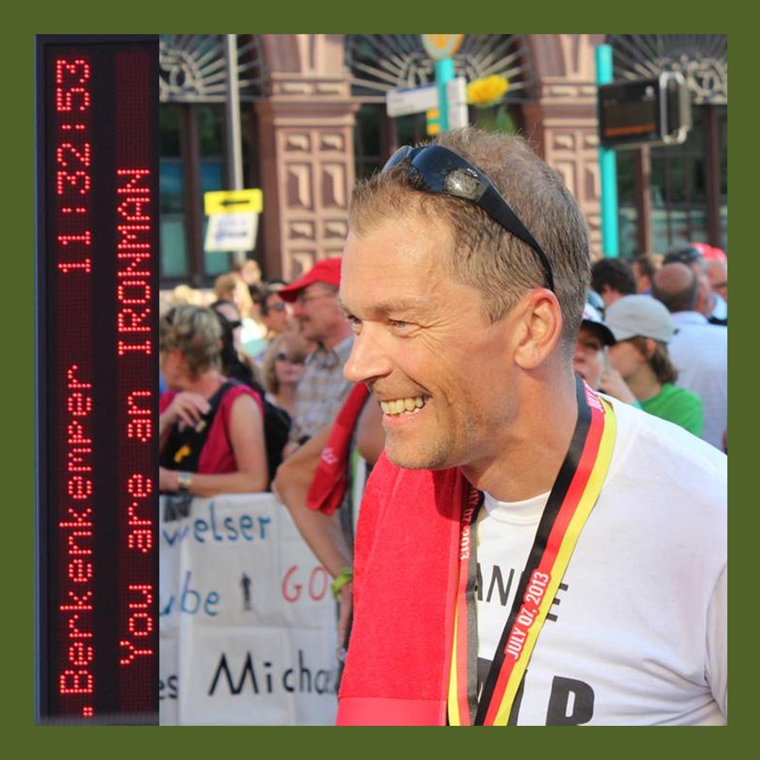 2015 Ironman Fankfurt