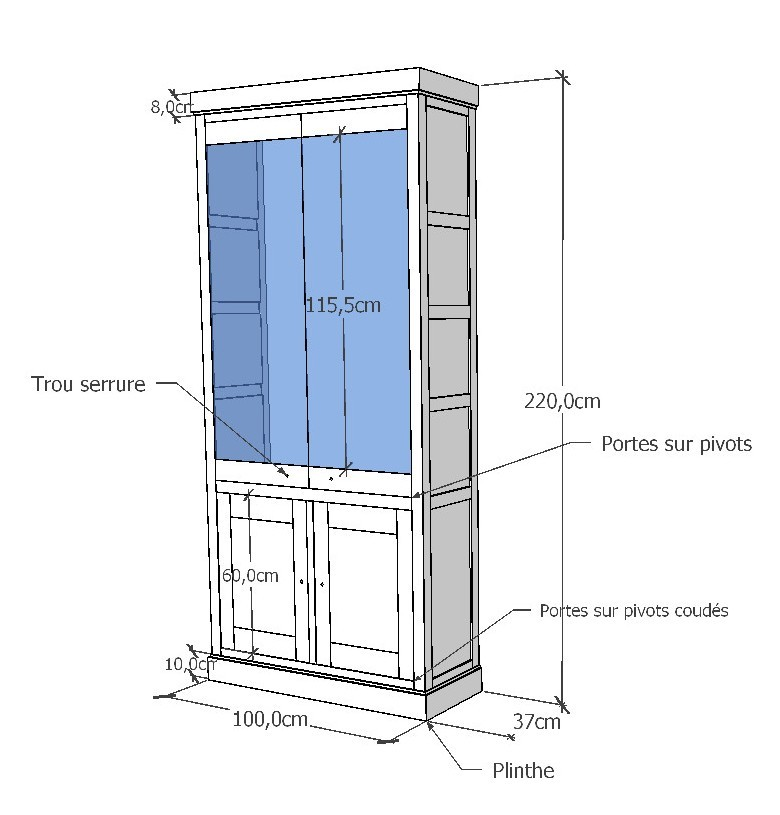 Concepteur et fabricant français de meubles bruts