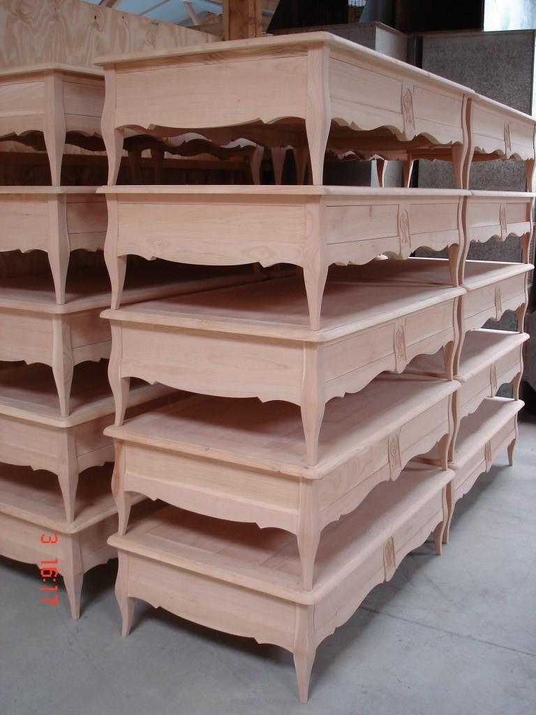 Fabricant français de meubles bruts