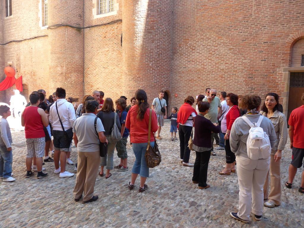 Visite du musée Toulouse-Lautrec à Albi