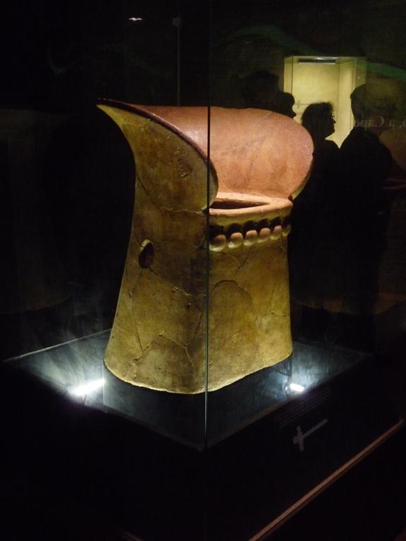 Visite du musée archéologique de Fara Sabina