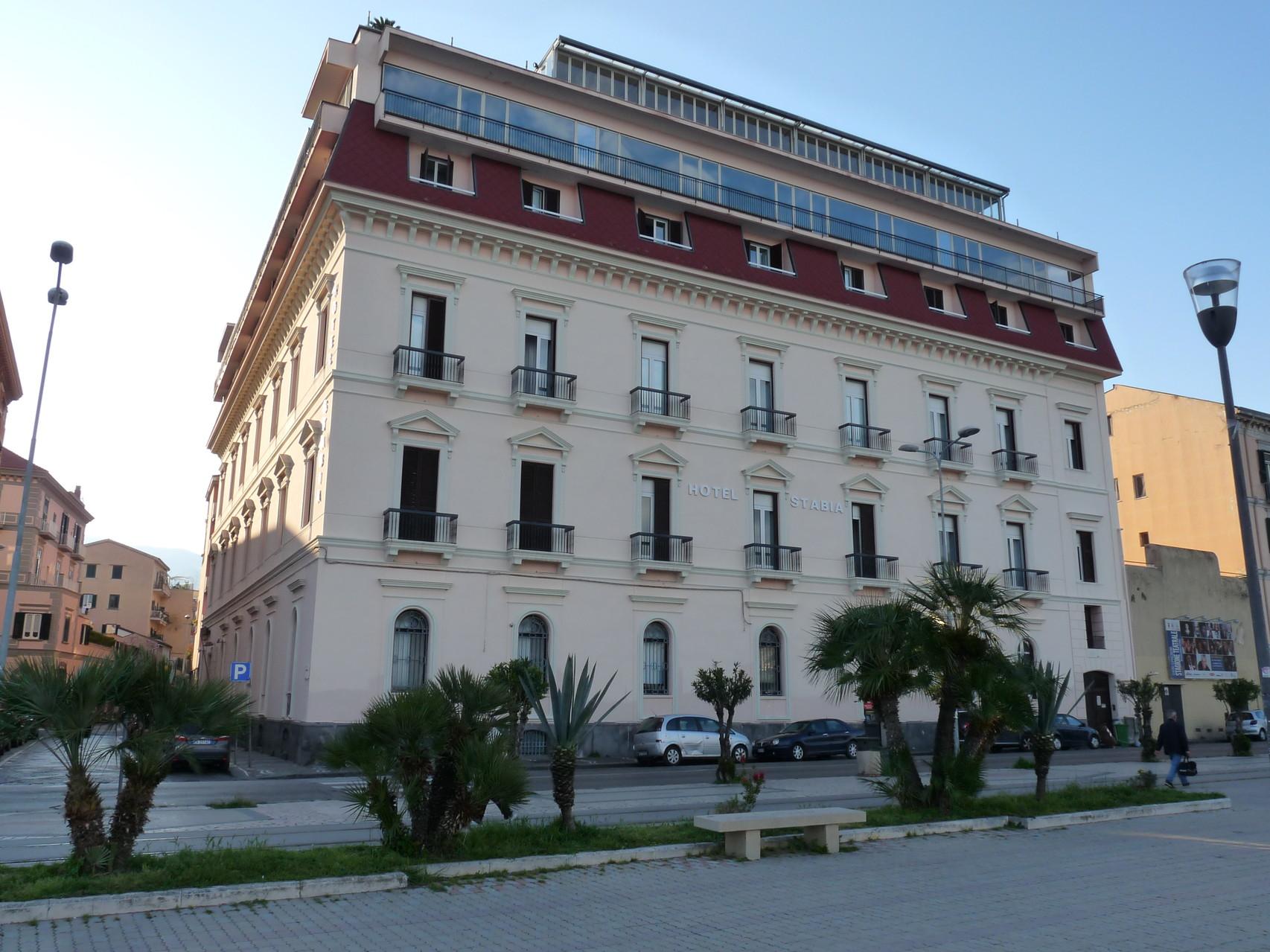 Notre hotel à Castellammare