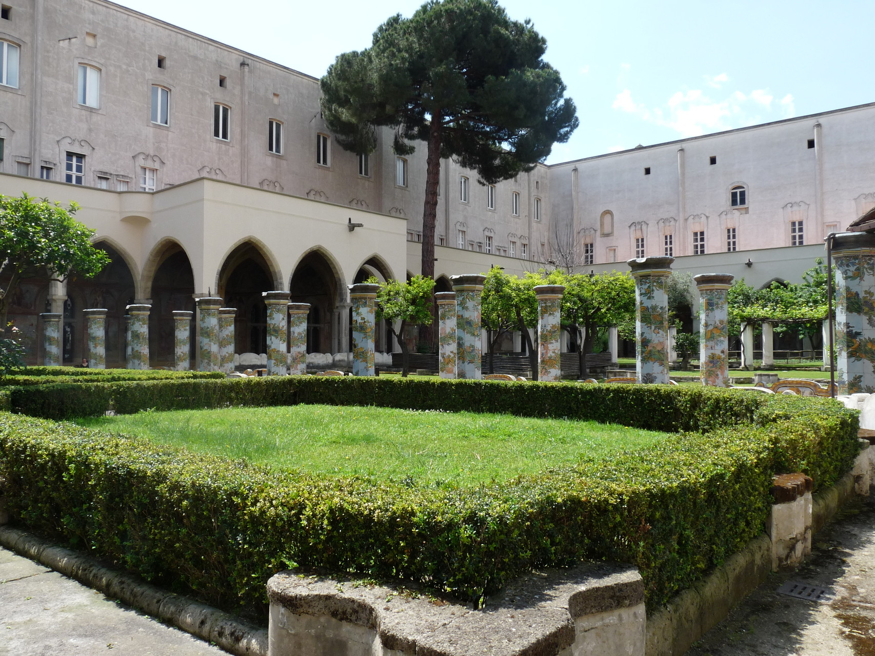 Un des trésors de Naples