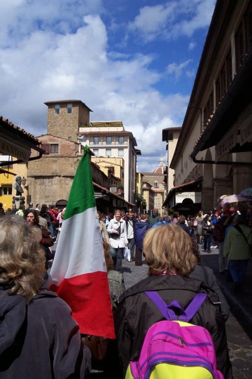 Florence ; suivez la guide !