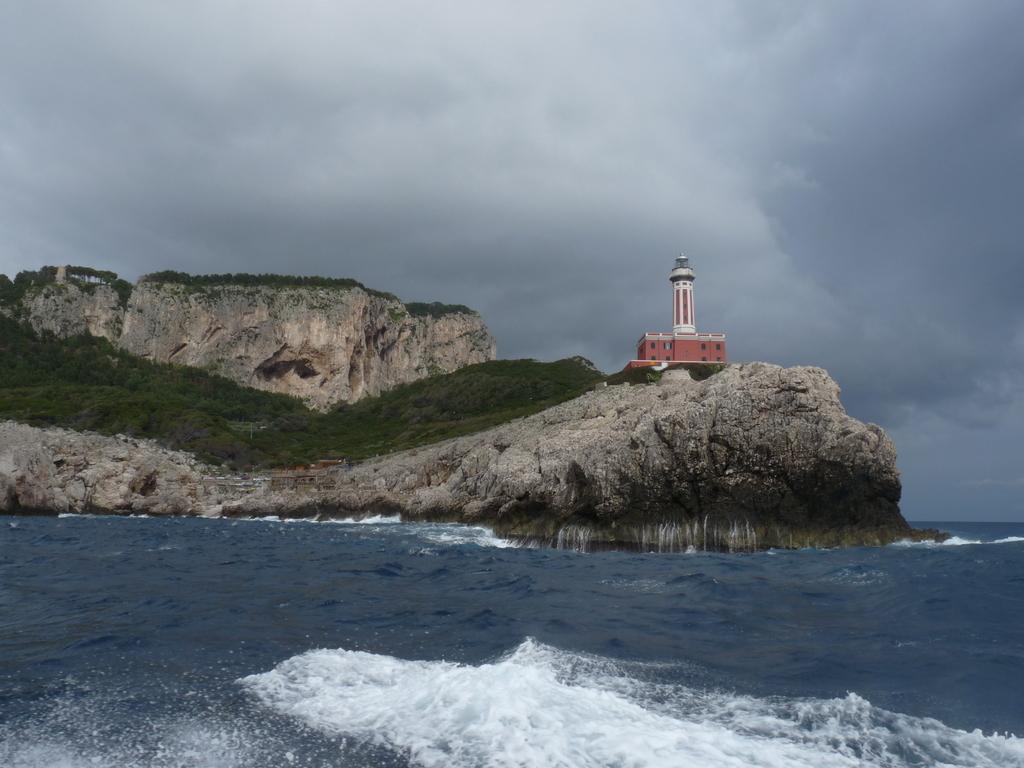 Le phare de Capri