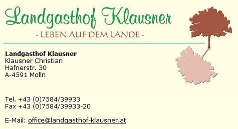 http://www.landgasthof-klausner.at/