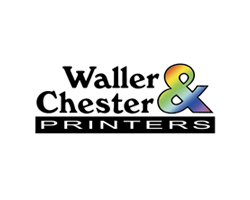 Waller & Chester Printers Logo