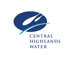 Central Highlands Water Logo
