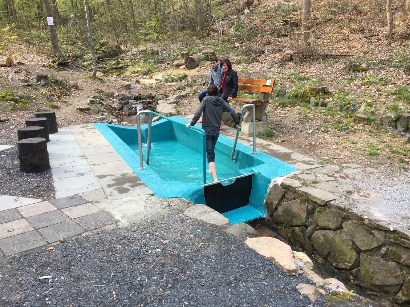 Erste Kneipp-Anwender nach Oberflächen-Erneuerung