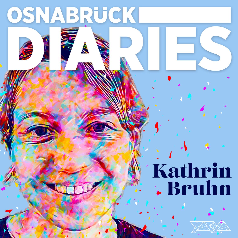 Ein Blick hinter die Kulissen - die Buchhandlung im Podcast bei Osnabrück Diaries