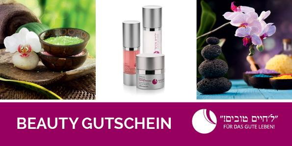 Beauty Gutschein für die kinesiologische Beautyberatung. Naturkosmetik ohne chemische Substanzen für eine gesunde Haut ohne Unreinheiten, reagieren auf Inhaltsstoffen, für sensible und irritierte Haut