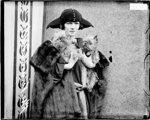 1922 Irene Castle