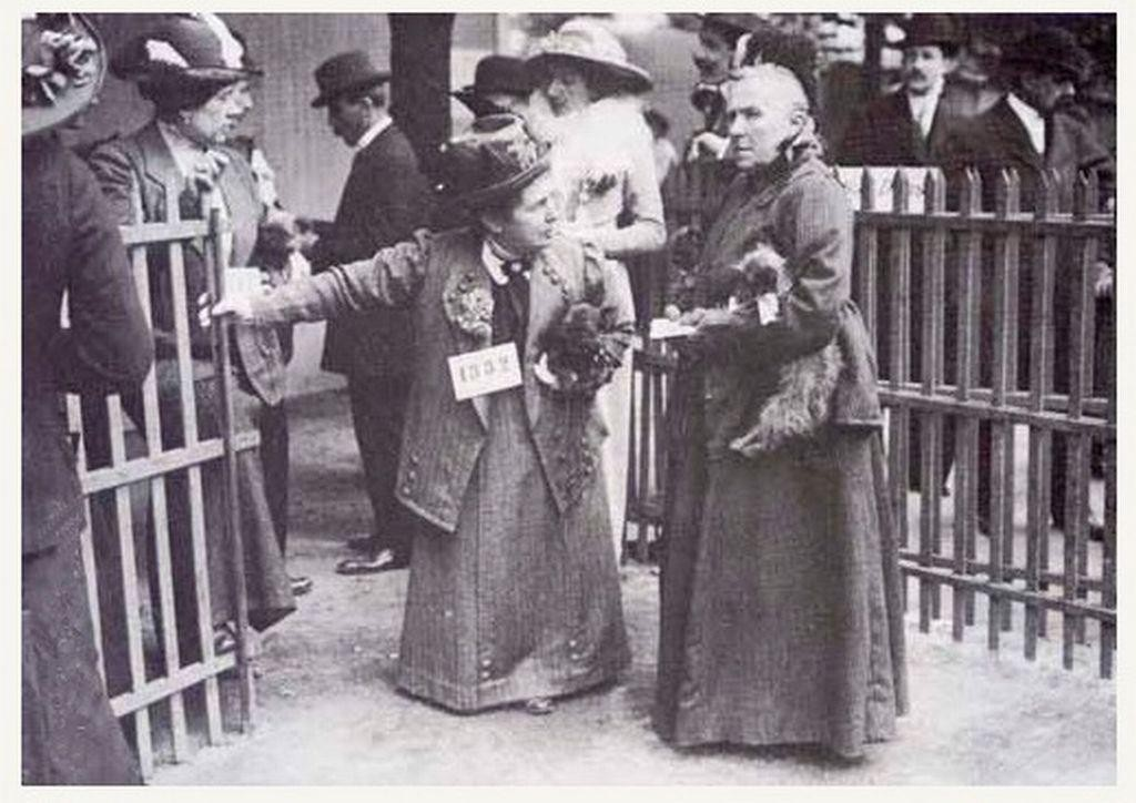 Griffonshow 1900