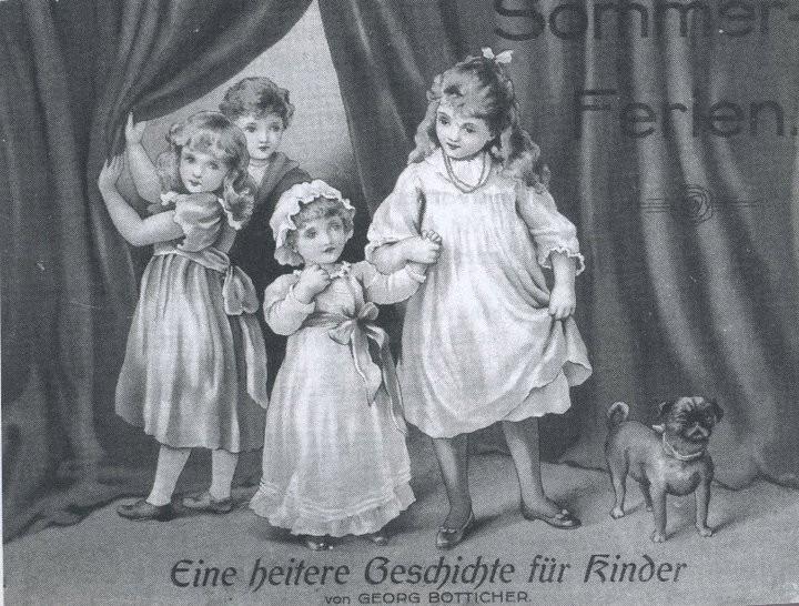 Kinderbuch 1890