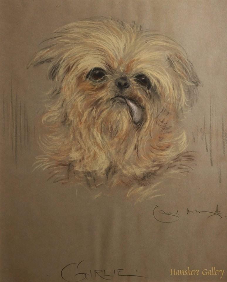 Ernest Mills von 1917 Girlie
