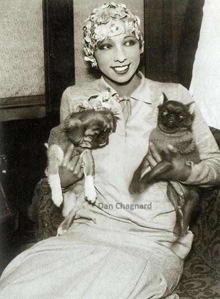 Josephine Baker 1928