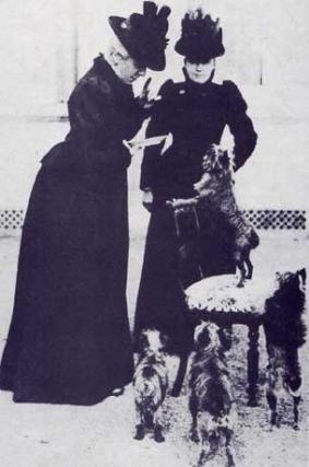 Queen Marie Henriette - 1900