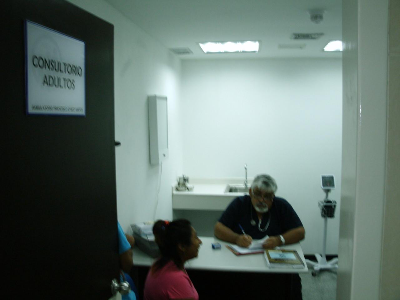 Consultorio Adultos