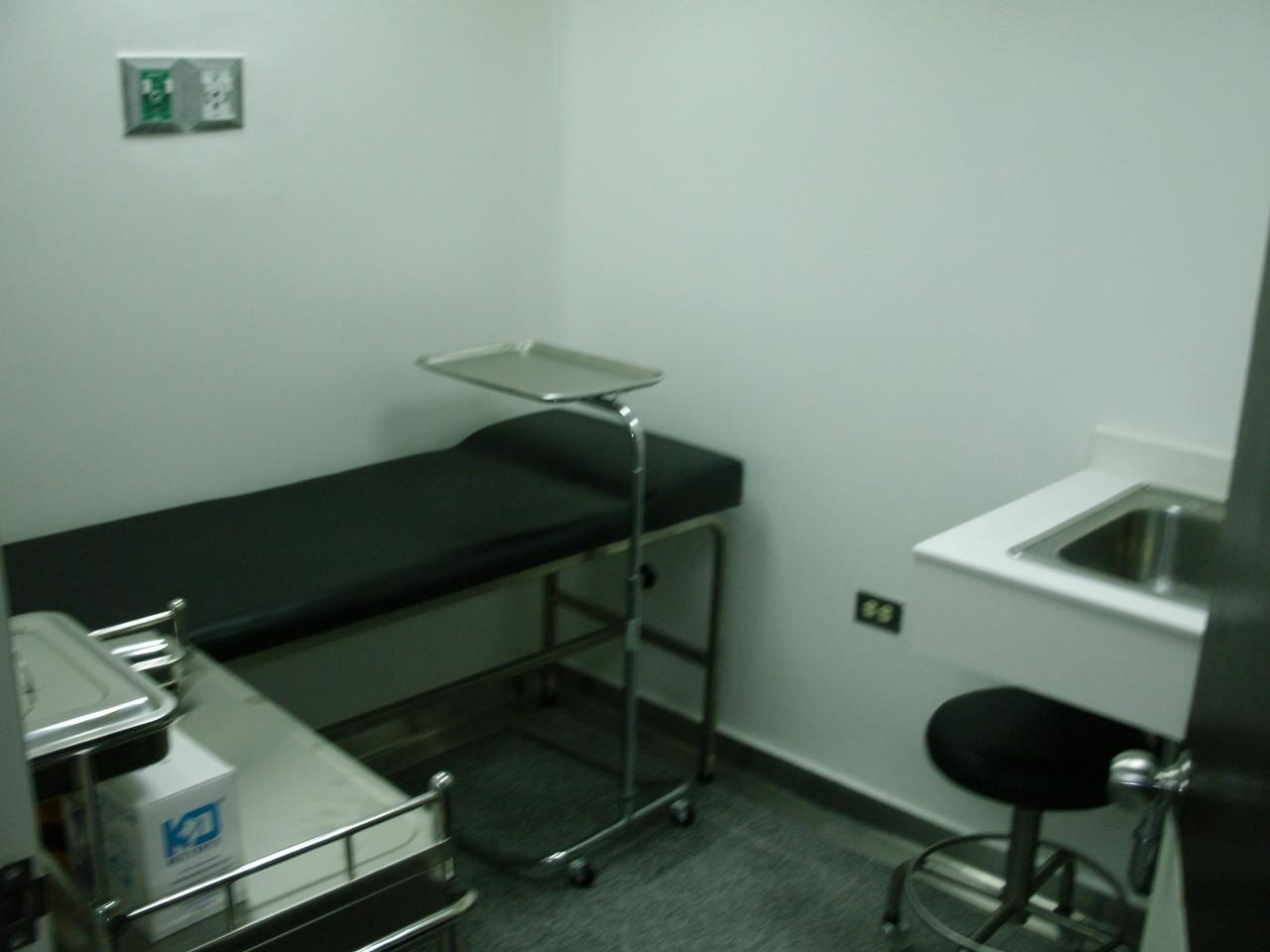 Sala de cura pediatrica