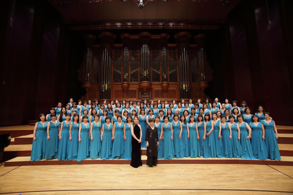台北フィルハーモニック女声合唱団