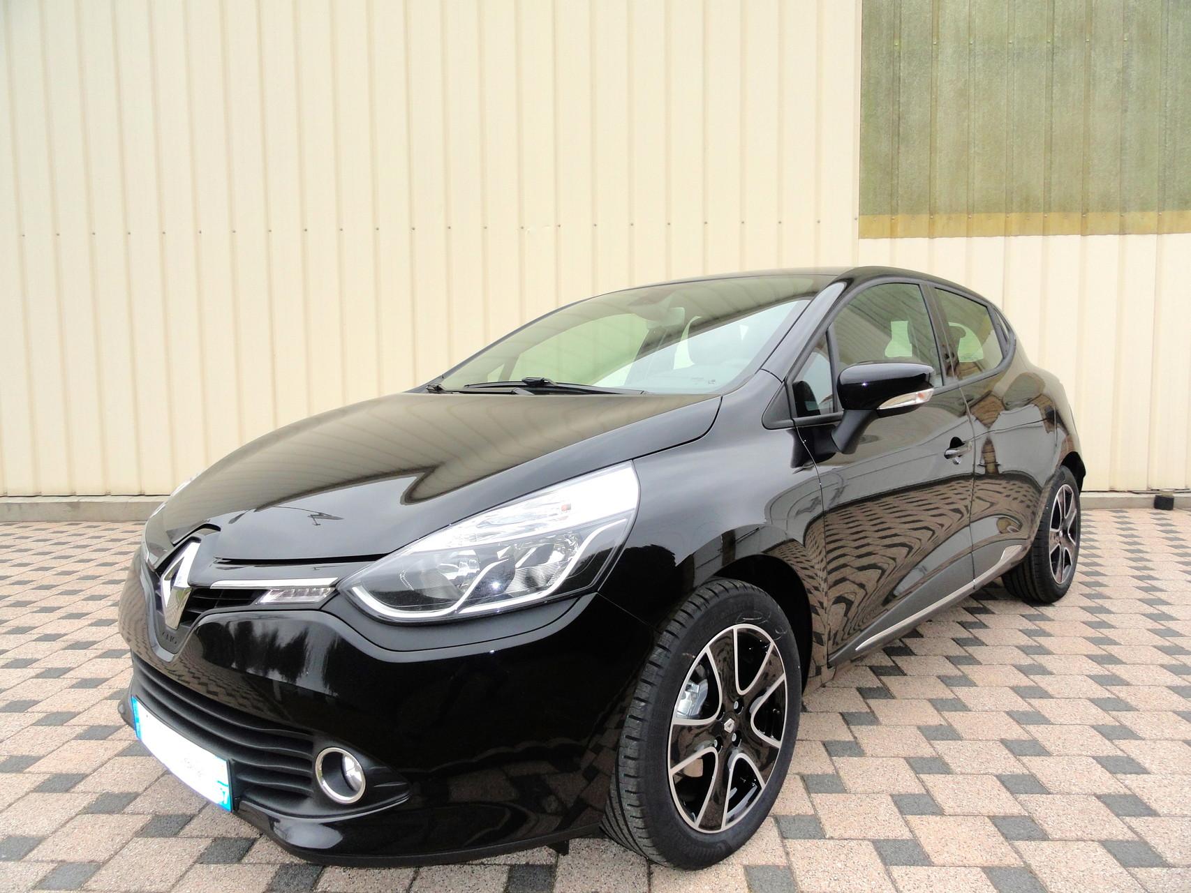 Renault Clio IV 1.5 DCI 90 CV Intens  (NEUF 0 KM)