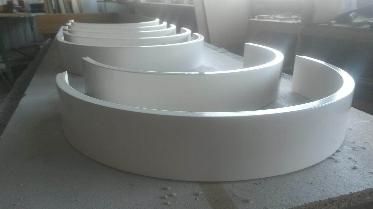 halbschalen formteile holzringe rundsockelleisten s ulenb gen sockelleisten halbschalen. Black Bedroom Furniture Sets. Home Design Ideas