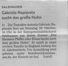 Hamburger Abendblatt v. 17.10.2013