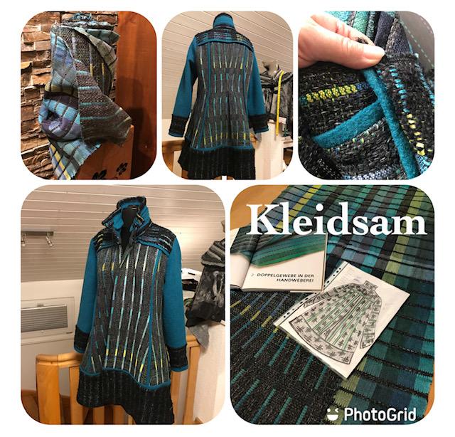 so sehen Kleidungsstücke Handmade by Monika aus