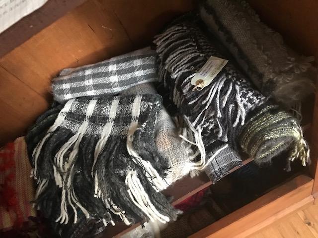 Alpaka-Schal reinste Handarbeit
