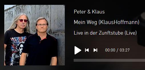 Live Mitschnitt Peterundklaus.de