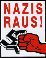Nazis raus!