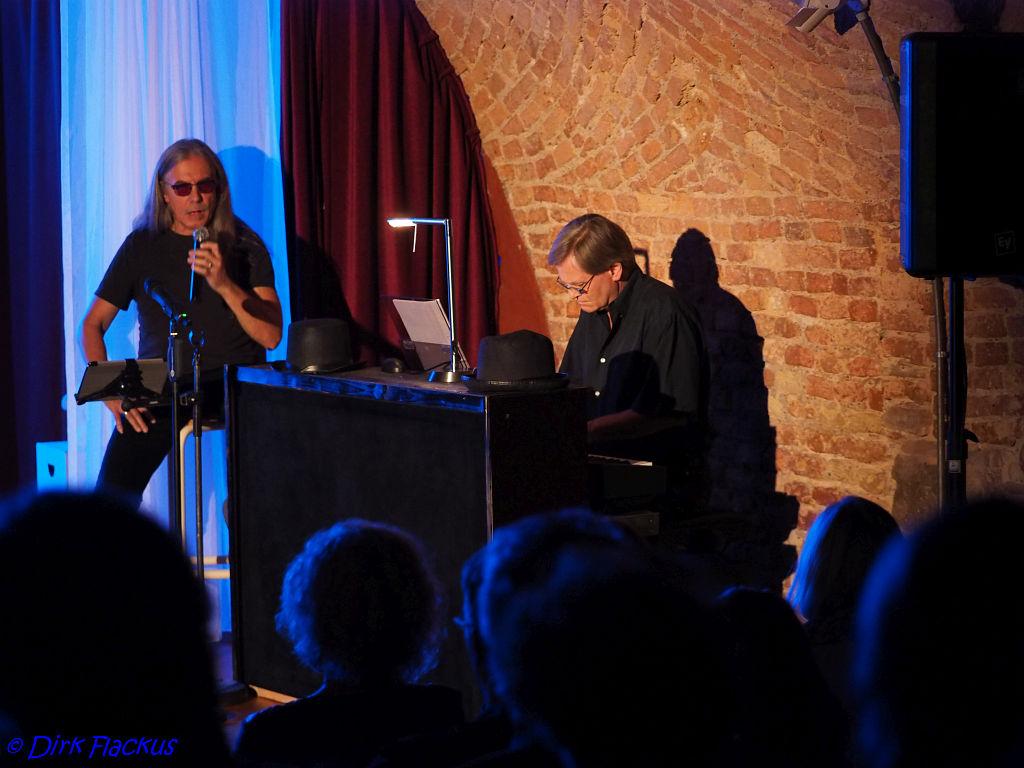 Peter & Klaus im Kellertheater