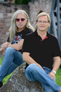Peter und Klaus  Liederabend Illenau Achern