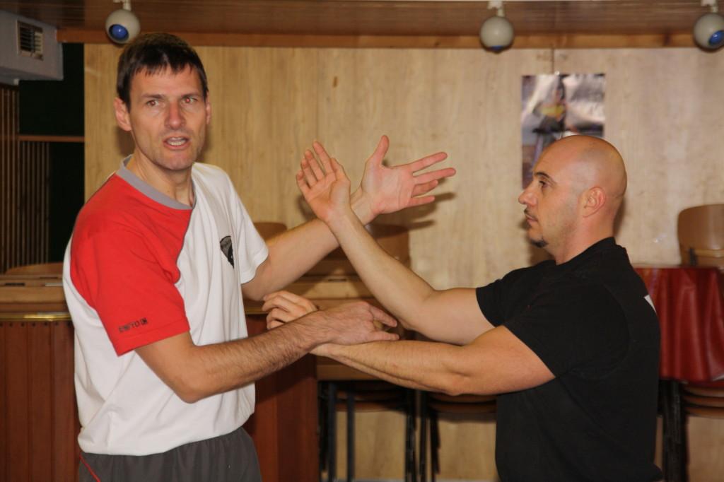 EWTO Schulleiter von Frankenthal Sihing Michael Lindenmann und Sihing Gernot Tremmel