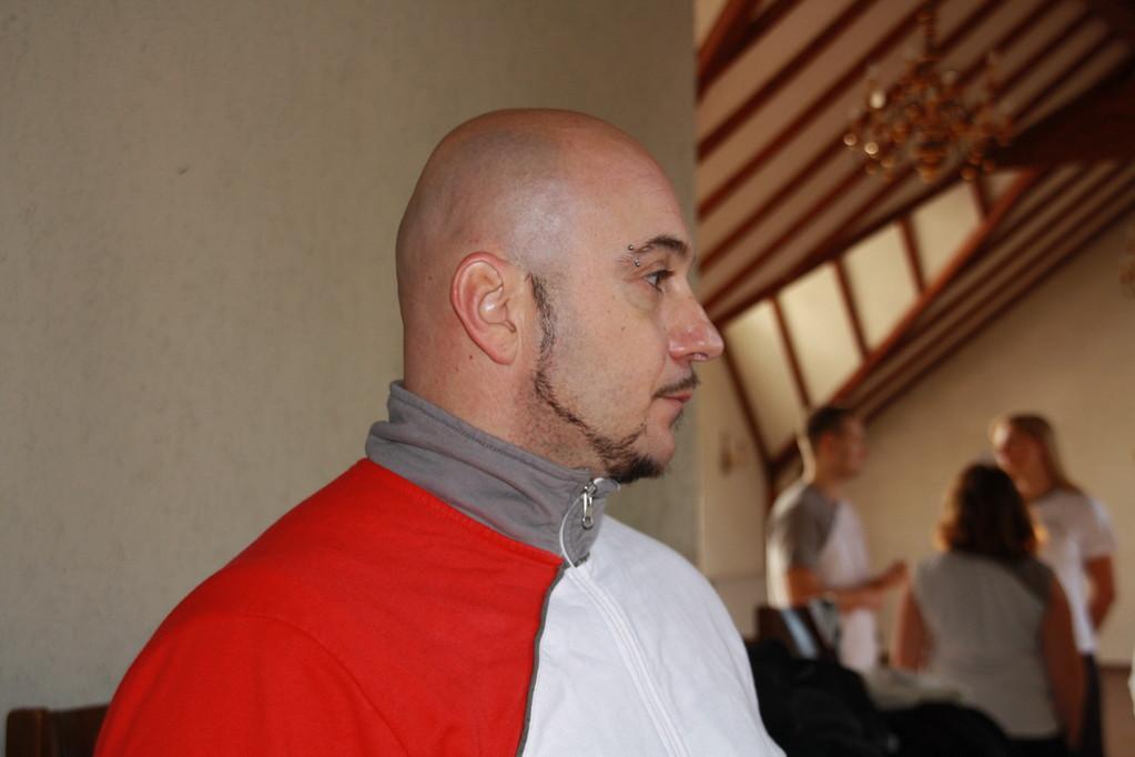 WingTsun Schulleiter Michael Lindenmann