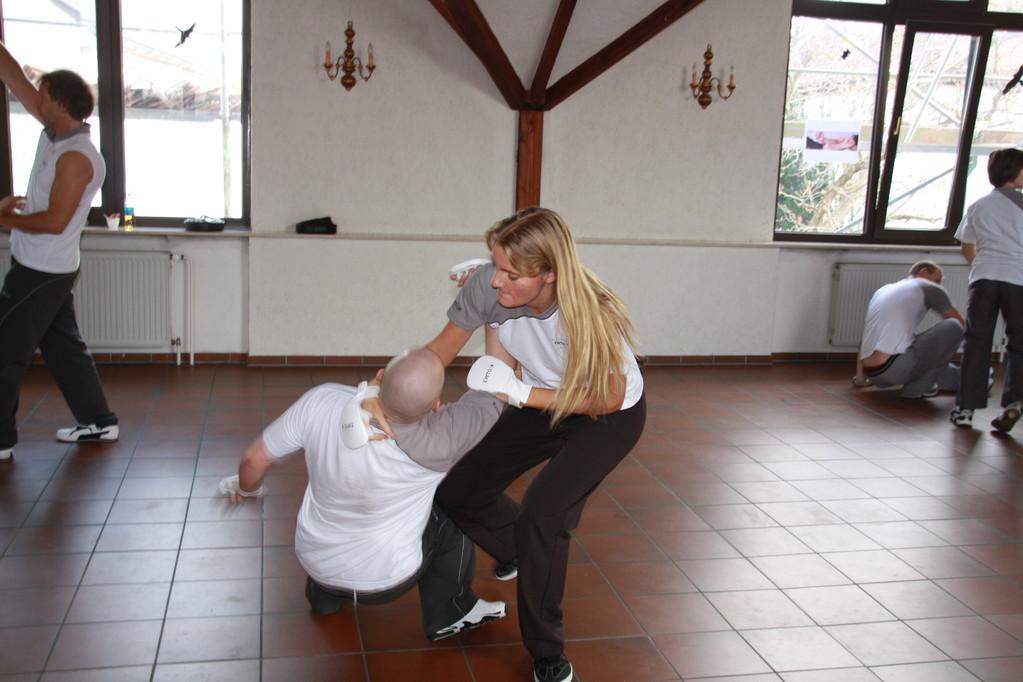 Frauen Power bei EWTO Frankenthal