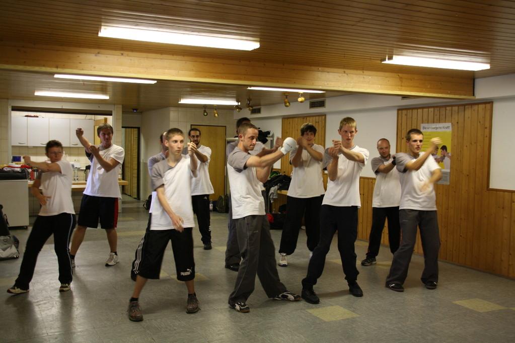 Prüfungslehrgang EWTO - WingTsun Schule Frankenthal