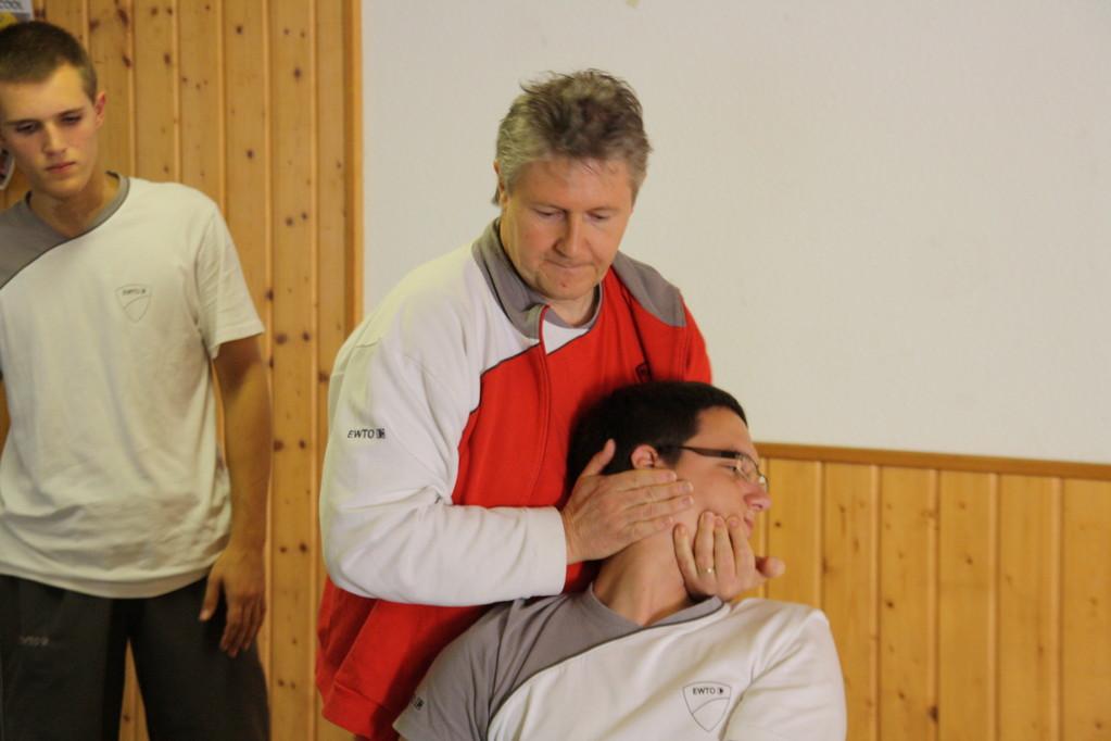 Sifu Rainer Tausend 7. Meister Grad